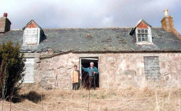 Edith & Jimmy at Camlet 2-4-2008