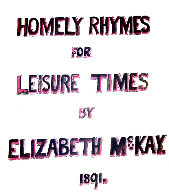 homely-rhymes-by-elizabeth-mckay