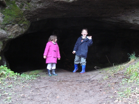 in-stevensons-cave-april-2005