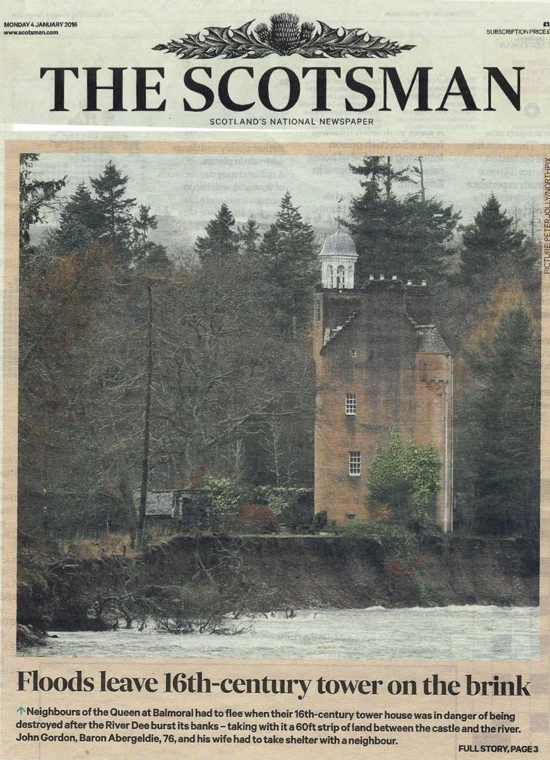 scotsman-front-page-abergeldie-castle-4-jan-2016