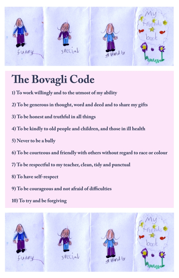 The Bovagli Code
