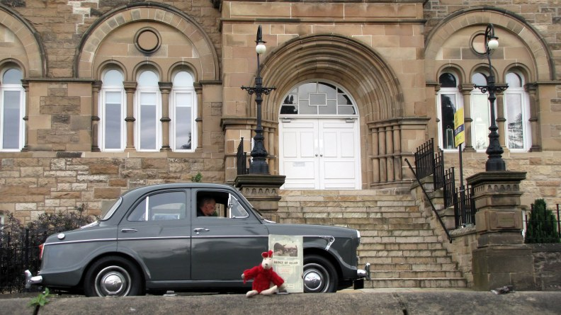 Vintage care rally - Br of Allan - May 2014 (4)