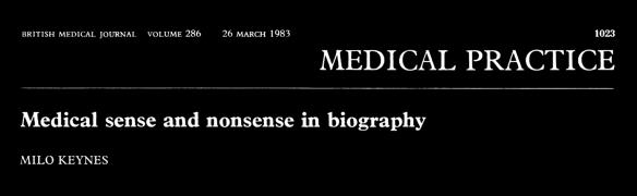 medical-sense-and-nonsense-in-biography
