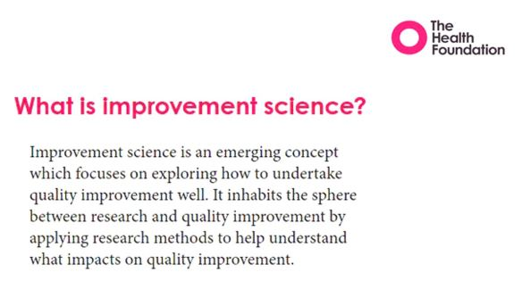 009-improvement-science