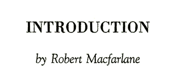 introduction-robert-macfarlane