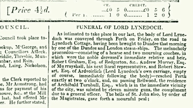 10 Jan 1844 Lyndoch death 2