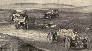 1933 Cairn o'Mount