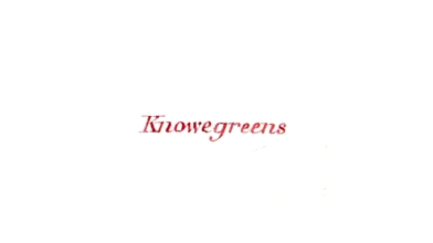 Knowegreens title (from OS book)
