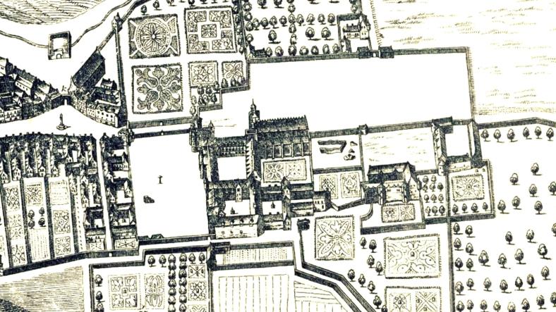 Physic Garden Holyrood