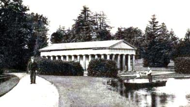 Pitfour temple2