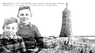 1932 Lucky escape