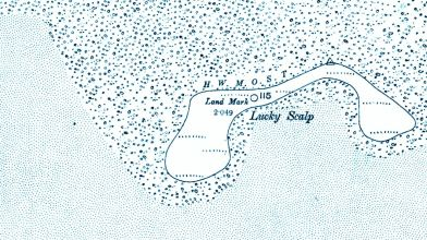 Map Lucky Scalp 1894b