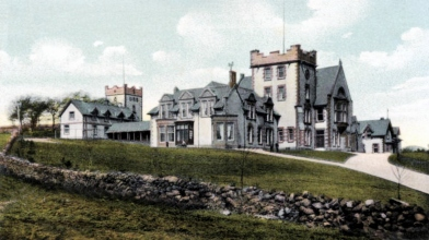 Kilmalcolm Sailors' Orphanage - colour