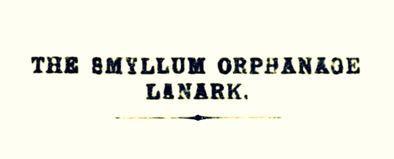 Smyllum Park Orphanage