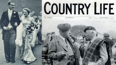 Poltalloch - Country Life 1933