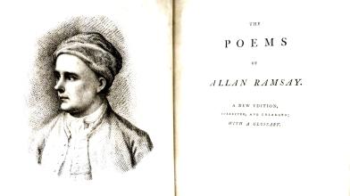 Allan Ramsay, poet 2