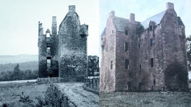 Gilbertfield castle (17)