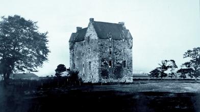 Gilbertfield castle (18)