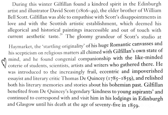 Gilfillan, Scott and De Quincey