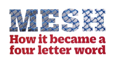 Mesh - how it became a four letter word - BMJ, 12 October 2018