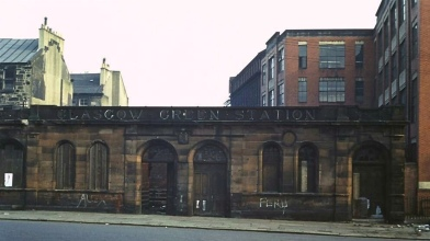 04 Glasgow Green Station