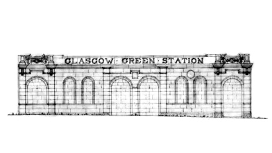 11 Glasgow Green Station