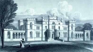 Rossie Castle, Montrose (4)