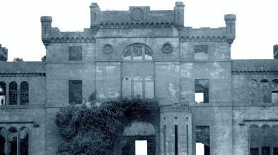 Rossie Castle, Montrose, July 1957 (3)