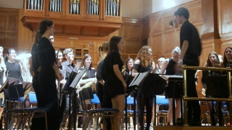 University of St Andrews Wind Band - 23 Nov 2018 (6)