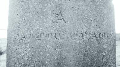 A sailor's grave, Kilberry, Argyll (1)