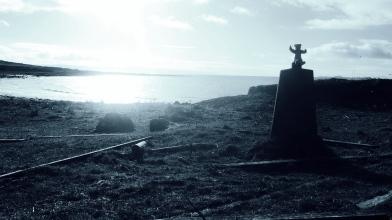 A sailor's grave, Kilberry, Argyll (2)