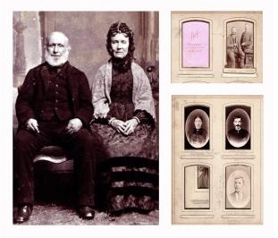 Auld John & Annie in the album