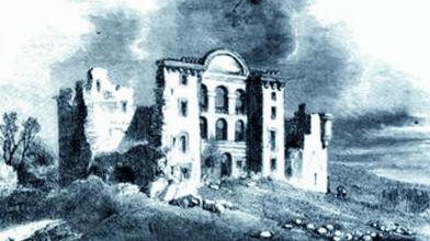 Craighall castle ruin (4)