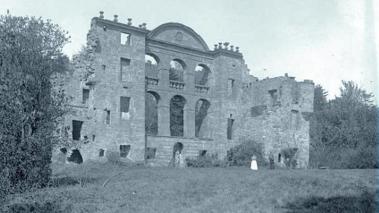 Craighall castle ruin (6)