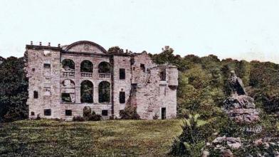 Craighall castle ruin (8)