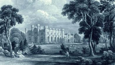 Crawford Priory 1840s