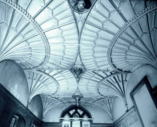 Crawford Priory, now just a shell (11)