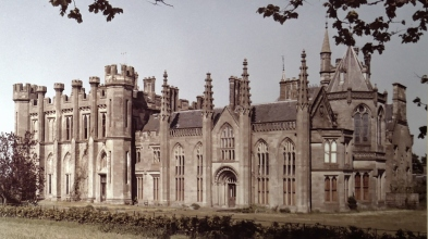 Crawford Priory, now just a shell (18)