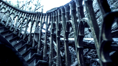 Crawford Priory staircase (3)