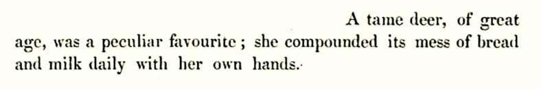 Lady Mary Crawford (as recalled by Lord Lindsay, 1858) 04