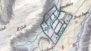 Struthers 1750 map